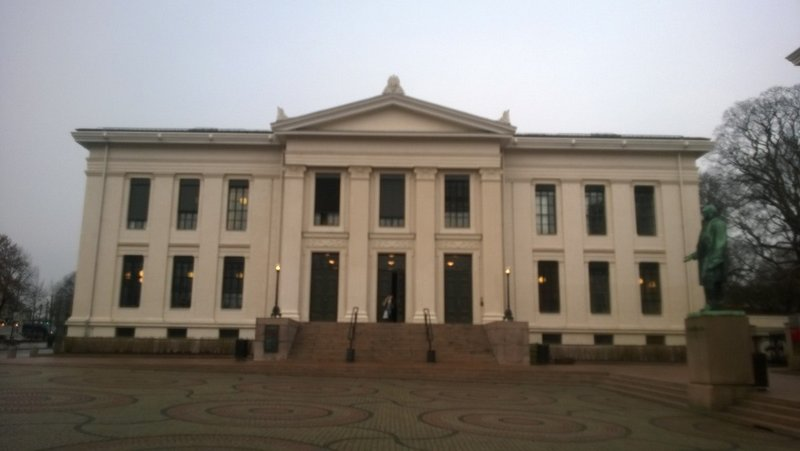 Law Library, Oslo University