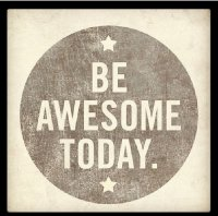 be-awesome-today-500x495