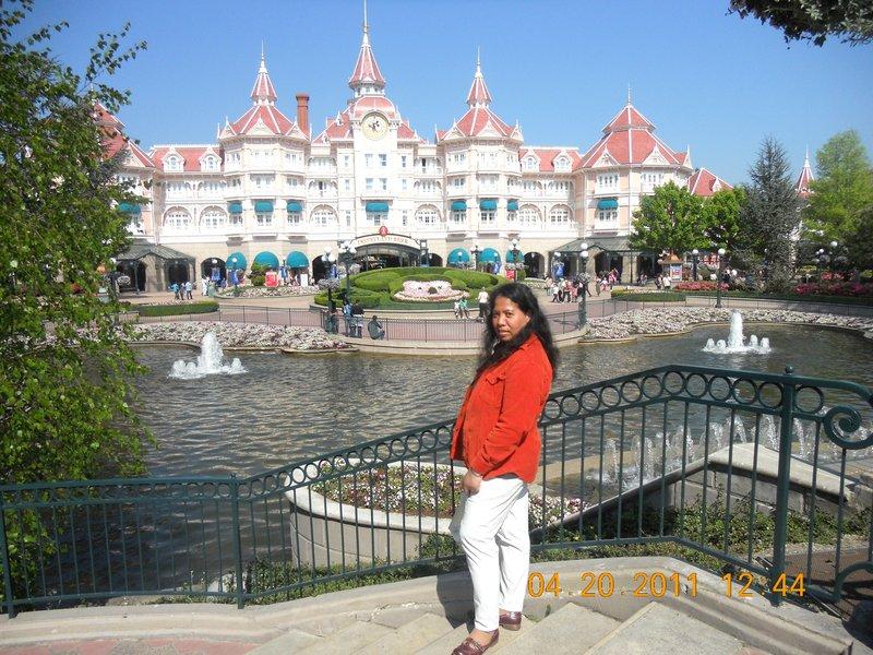 Simonette and Daniel's Travels on April 15-22,2011