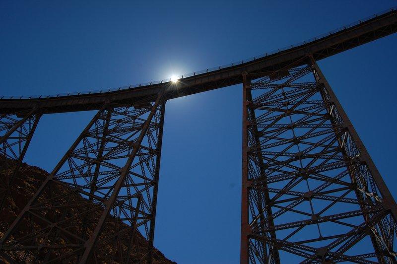 Viaducto la Polvorilla - San Antonio de los Cobres