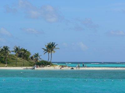 Tobago Cays Beach