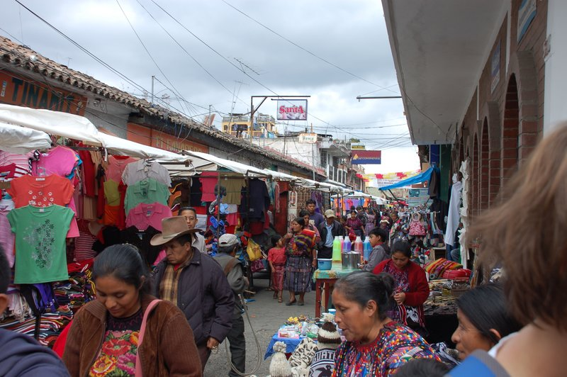Chichicastenango market by SChandler