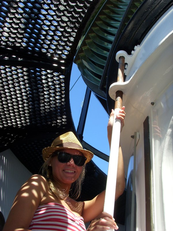 The lighthousekeeper of Cape Byron