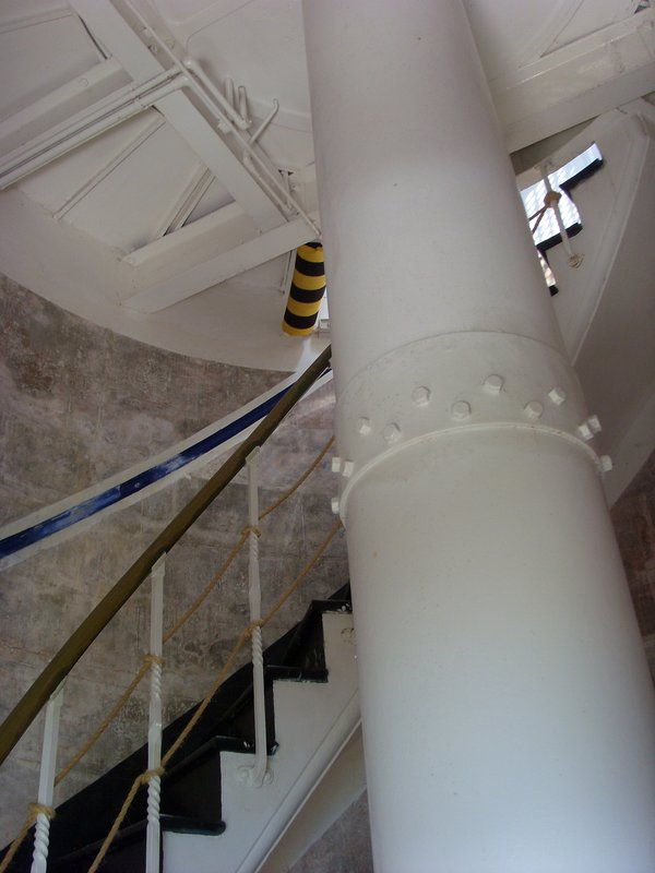 Inside the lighthouse 2
