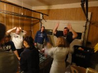 Dance party at New Years