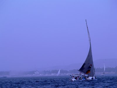 The Nile of Luxor