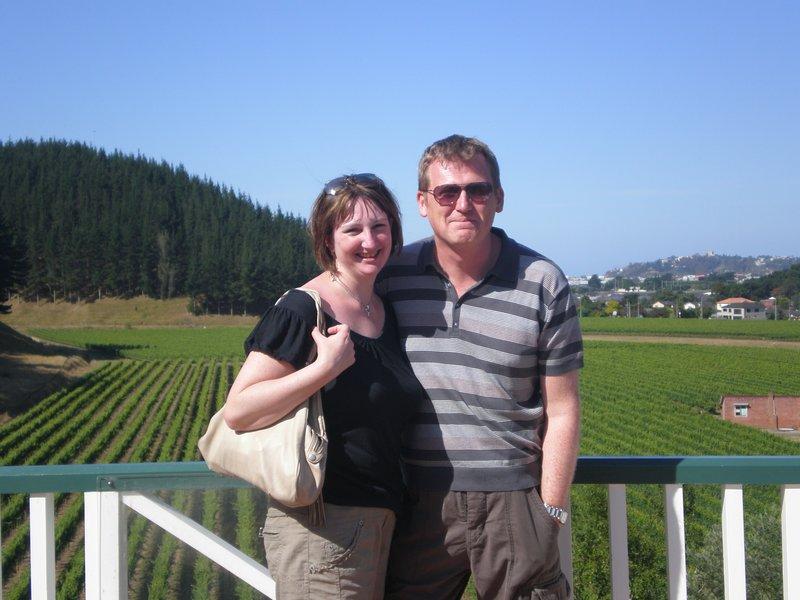 Mission Estates Winery, Taradale