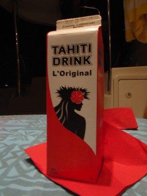 tahiti drink