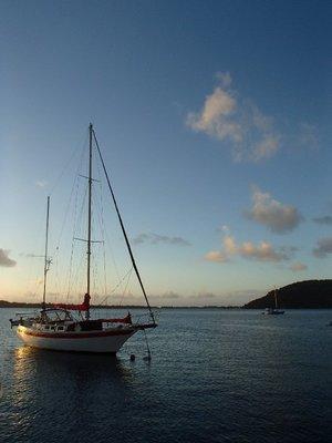 Bora Bora boat 3