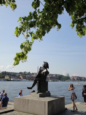 famous Swedish poet