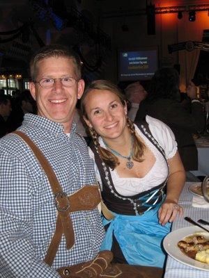 Lowenbrau beer fest
