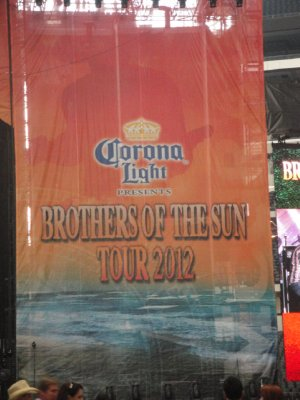Brothers of the Sun Tour