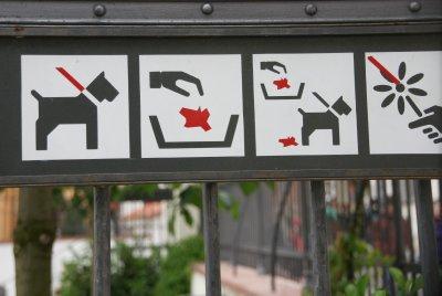 Cesky sign