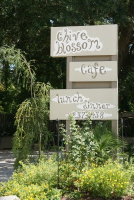 Chive Blossom Cafe