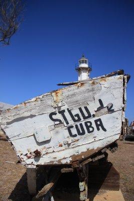 Cuban boat