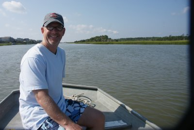 Curt Motor Boating