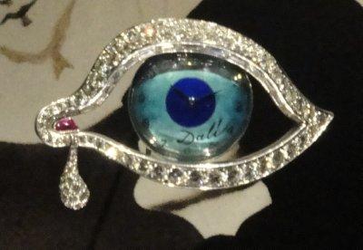 Dali's eye
