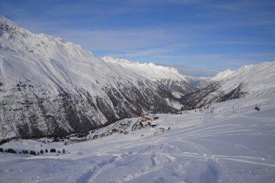 Obergergl view