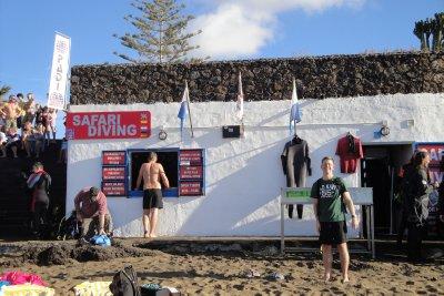 Safari Diving Shop