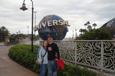 Curt and I at Univeral