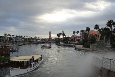 Citywalk at Universal Studios