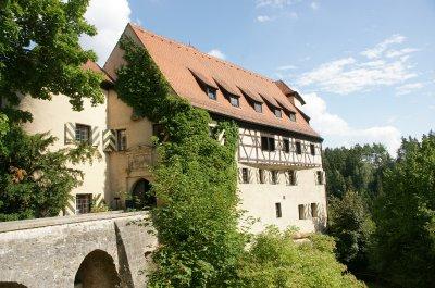 Burg Rabenstein castle