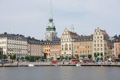 Stockholm landscape