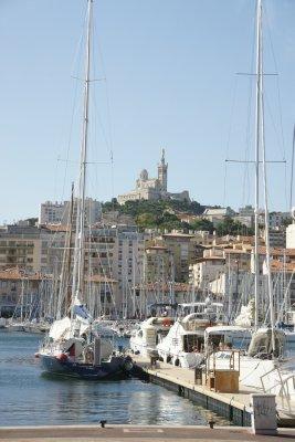 old port of Marsaille