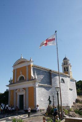church in Portofino