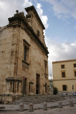 church in Palermo