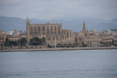 cathedral in Mallorca