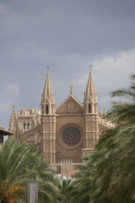 church in Mallorca
