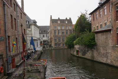 Bruge canal