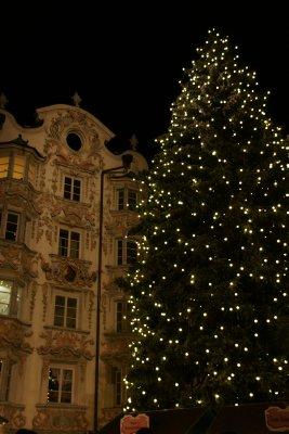 Innsbruck tree