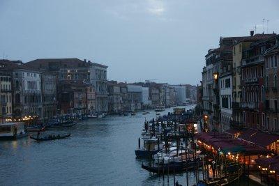 hazy Venice