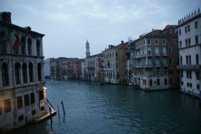 Raining day in Venice