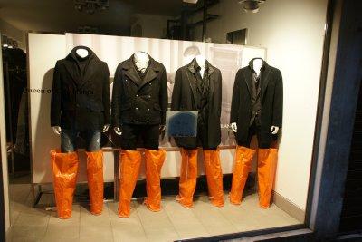 new fashion statement in Venice