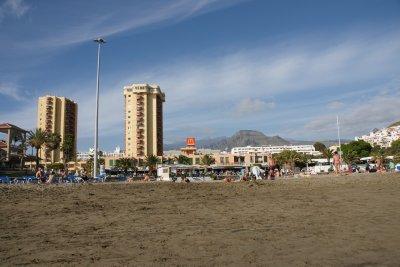 Beach in Tenerife