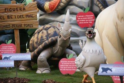 rhino turtle