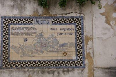 Alfama tiles