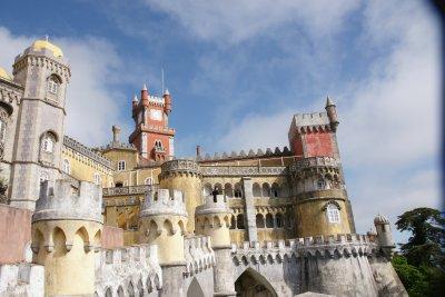 Pena Palace again