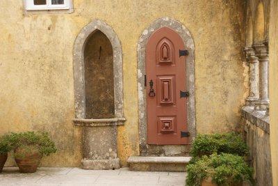 pena palace door