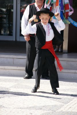 Boy dancer