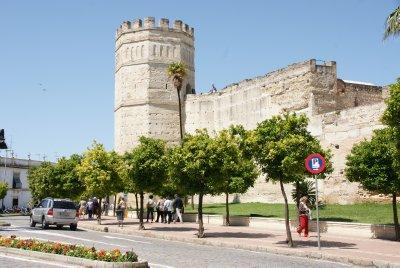 Jerez castello