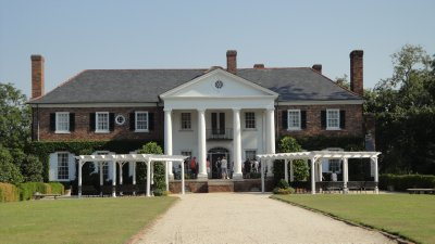 Boone plantation house