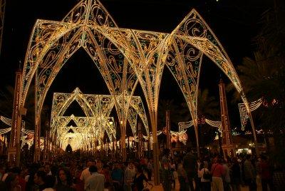 lights of las ferrias