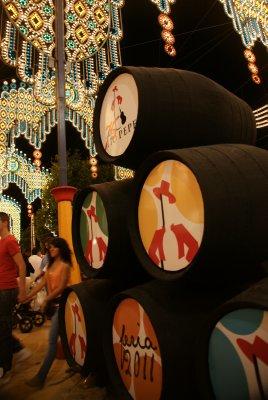 ferria barrels
