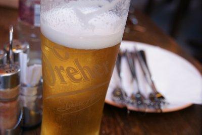 Dreher beer