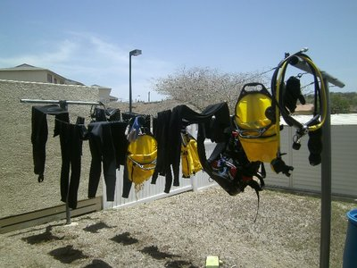 GTMO clothesline