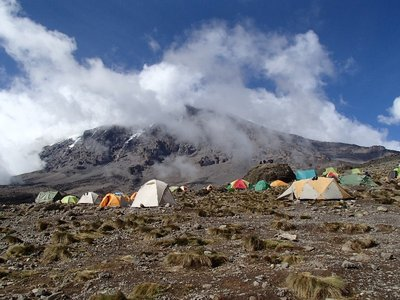 Karanga camp site